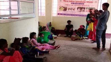 Photo of चाईबासा : बंगाल से ओडिशा के रास्ते झारखंड आ रहे 18 प्रवासी मजदूर सड़क दुर्घटना में घायल, 6 गंभीर