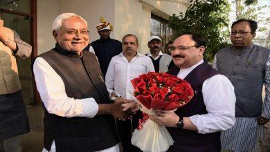 Photo of बिहार चुनाव पर बोले नड्डा-नीतीश करेंगे NDA का नेतृत्व, होगी जीत