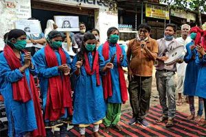 All women including Dalit-Adivasi women are living in an atmosphere of fear: Poonam