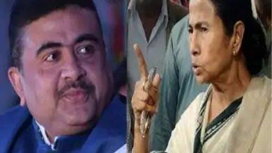 Photo of TMC के बागी नेता शुभेंदु अधिकारी को सता रहा है डर, ममता सरकार बदला ले सकती है, राज्यपाल से गुहार लगायी
