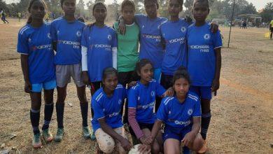 Photo of उमंग परियोजना की किशोरियां फुटबॉल खेल से बना रहीं पहचान