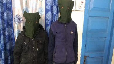 Photo of जामताड़ा पुलिस ने दो साइबर अपराधी को किया गिरफ्तार, एक फरार