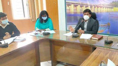 Photo of कोडरमा : डीसी ने की अपील- टीकाकरण के बारे अफवाह न फैलायें
