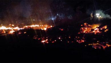 Photo of घाटशिला: वन विभाग के डिपो में लगी भीषण आग, लाखों रुपये की कीमती लकड़ी जलकर स्वाहा