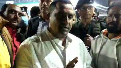 Photo of स्वास्थ्य मंत्री ने कहा, पूजा के हत्यारे बख्शे नहीं जाएंगे
