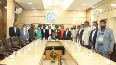 Photo of झारखंड ख्रीस्तीय अल्पसंख्यक शिक्षण संस्था के प्रतिनिधियों ने मुख्यमंत्री से मुलाकात की