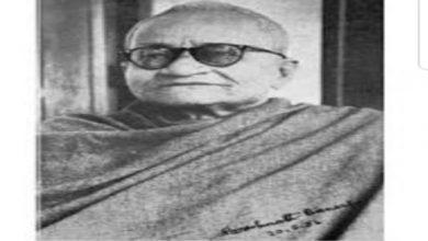 Photo of होम्योपैथी के युगपुरुष थे महर्षि परेशनाथ, लोगों का मुफ्त इलाज करते थे : गाज़ी रहमतुल्लाह रहमत
