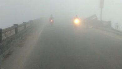 Photo of पलामूः चार दिन में 9 डिग्री गिरा न्यूनतम तापमान, कोहरे से जनजीवन पर पड़ा असर