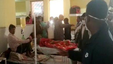 Photo of गुमला : नक्सलियों के लगाये हुए IED में विस्फोट, युवक का पैर उड़ा