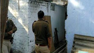 Photo of कांके रोड में दंपति की चाकुओं से गोदकर हत्या