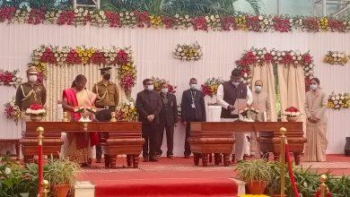 Photo of हाफिज उल हसन बने हेमंत सरकार में मंत्री, राजभवन में ली शपथ