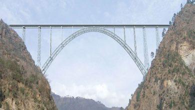 Photo of जानिए, देश में कहां बन रहा है दुनिया का सबसे ऊंचा रेल पुल