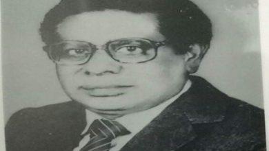 Photo of नहीं रहे एसएस मेमोरियल कॉलेज के संस्थापक डॉ भुवनेश्वर अनुज