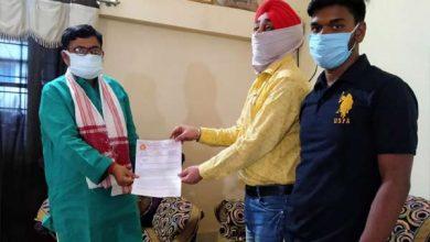 Photo of पत्रकार सुरक्षा कानून लागू करने के लिए बिहार के मंत्री आलोक रंजन को एआइएसएम जेडब्लूए ने सौंपा ज्ञापन