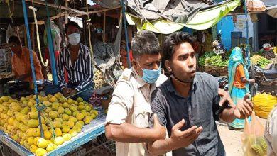 Photo of घोर लापरवाहीः धनबाद में सड़क पर उमड़ रही भीड़, मास्क पहनने से भी गुरेज