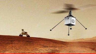 Photo of नासा ने मंगल ग्रह पर स्थित अपने हेलीकॉप्टर की आवाज जारी की