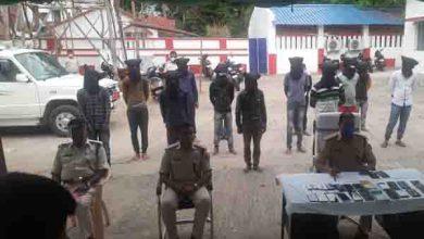 Photo of देवघर जिले से 14 साइबर अपराधी गिरफ्तार