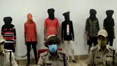 Photo of युवक पर फायरिंग के मामले में 7 अपराधी गिरफ्तार, हथियार बरामद