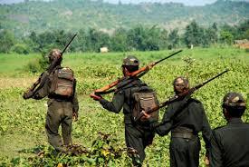 Photo of चाईबासा में सुरक्षा बलों और नक्सलियों के बीच मुठभेड़, चली सैकड़ों राउंड गोलियां