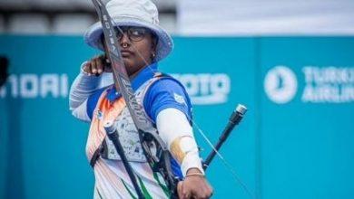 Photo of तीरंदाजी में विश्व चैंपियन और ओलंपिक के लिए चयनित दीपिका को राज्य सरकार देगी 50 लाख