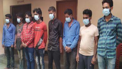 Photo of Koderma: चोरी की 13 मोटरसाइकिलें बरामद, गिरोह का सरगना सहित 8 गिरफ्तार