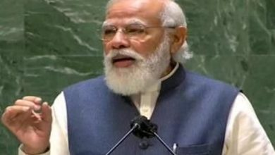Photo of UNGA में प्रधानमंत्री नरेंद्र मोदी ने कहा , हमारी विविधता, हमारे सशक्त लोकतंत्र की पहचान है.., देखें VIDEO