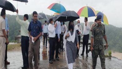 Photo of लातेहार : मंडल डैम का भारत सरकार के जल संसाधन विभाग के अधिकारियों ने लिया जायजा