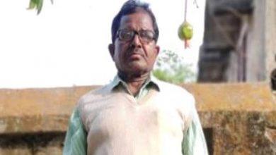 Photo of कुमारडुंगी के प्रखंड शिक्षा प्रसार पदाधिकारी मसरा मुर्मू का निधन, दो दिन पहले बिगड़ी थी तबीयत