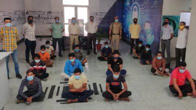 Photo of दिल्ली और कोलकता पुलिस ने जामताड़ा साइबर गैंग के 30 अपराधियों को दबोचा