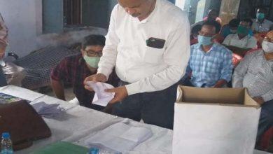 Photo of अशोक गुप्ता ने सुरेंद्र यादव को हराया, सहकारी बैंक लि. बोर्ड का गठन के लिए कराया गया चुनाव